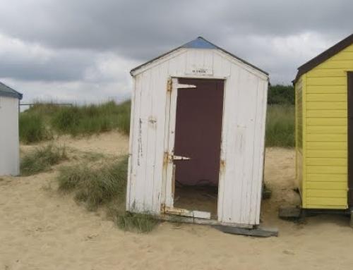 Bargain £40,000 Beach Hut For Sale!