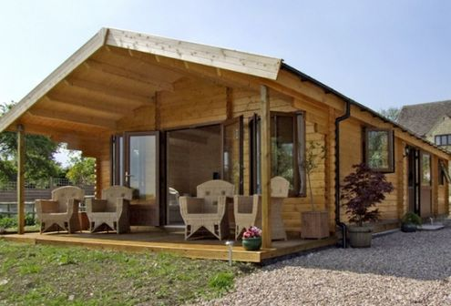Lindsays Two Bedroom Holiday Lodge in the Cotswolds