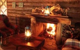 Rutundu Log Cabin in Kenya where Prince William proposed