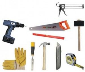 Tools you'll need to build your log cabin