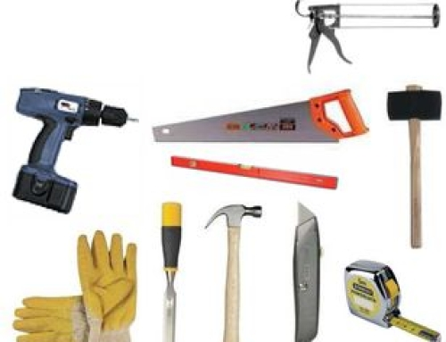 Tools & equipment you'll need to build your log cabin