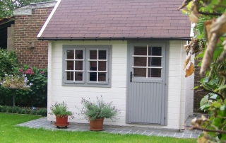 Wood treatments are available in a wide range of colours
