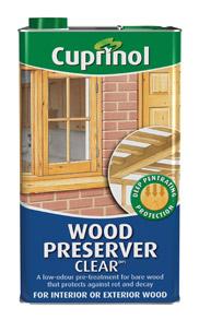 Cuprinol pre treatment wood preservative