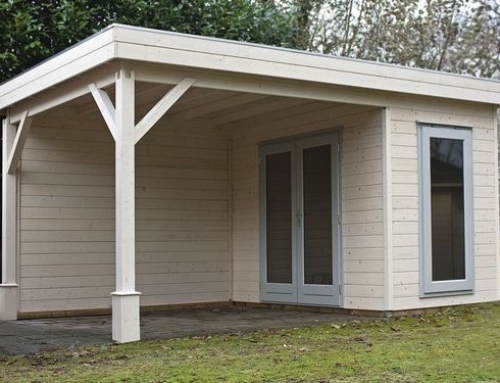Dip, dip, hurray! New Lugarde pre-treatment for garden buildings
