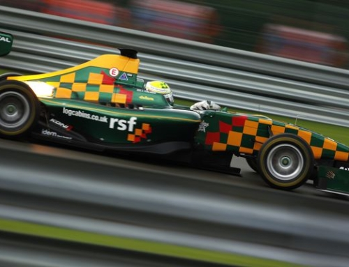 Second for Calado in the GP3 at Spa