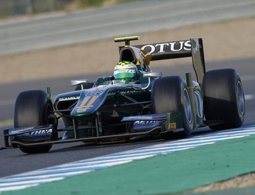 James Calado – Formula 1 star of the future!