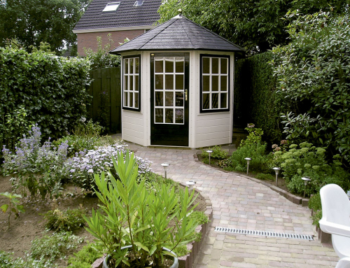 Win a Lugarde Leonie summerhouse with the Daily Express