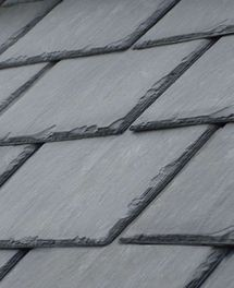 Tapco imitation slate tiles