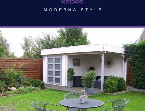 Our new Keops 'Moderna Style' brochure is out now!