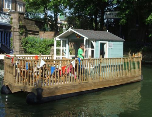 Cabin or boat…boat or cabin?