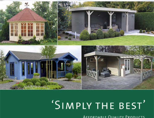 New 2014 Lugarde garden buildings brochure – out now!