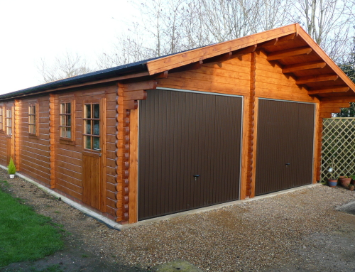 Mr C's Classic garage 6m x 9m