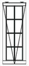 VRLO comfort tall single window