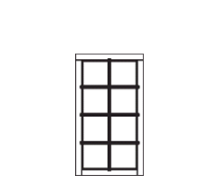 VRLX wide window panel