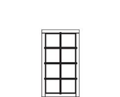 VRLX wide window panel