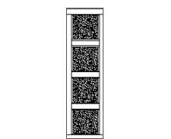 VRVL opaque window panel