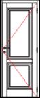 WDB00 Interior door