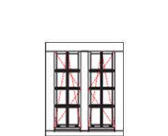 WRGL premium tall tilt &turn window