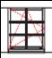 WRM Premium single tilt & turn window