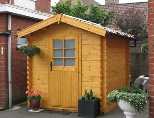 Mr Bevan's cabin
