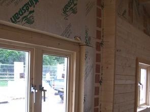 Building Regulations wall insulation