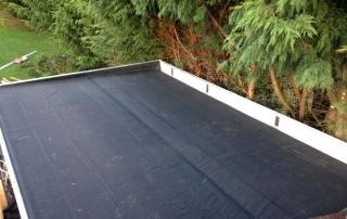 Moderna roof EPDM rubber roofing