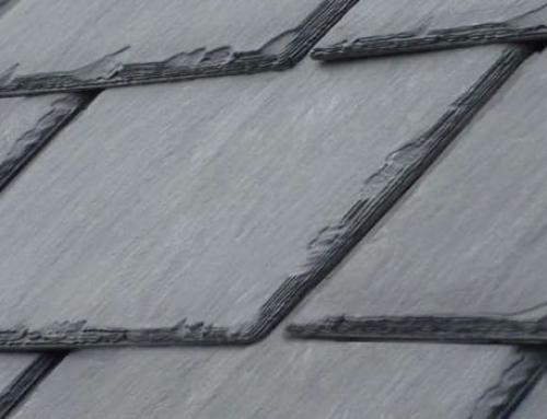Tapco slate tiles