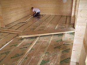 Keops comfort floor insulation