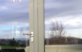 A variety of glazing options