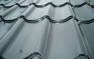 metal pantile profile roof