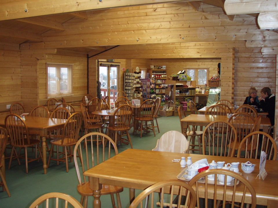 The Rodbaston cafe