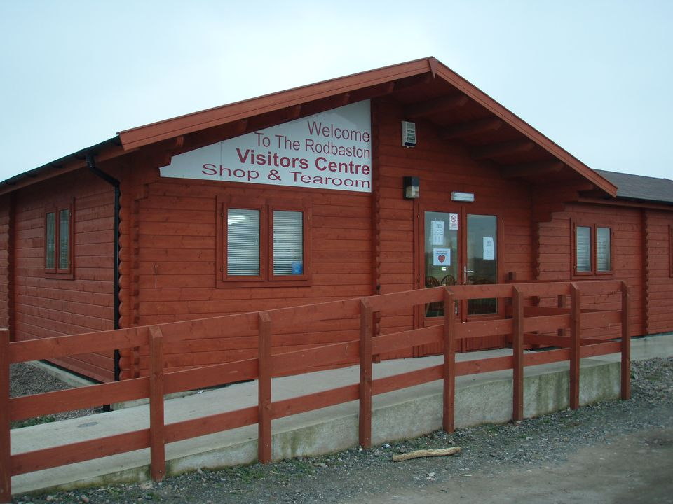 Rodbaston visitor centre and cafe