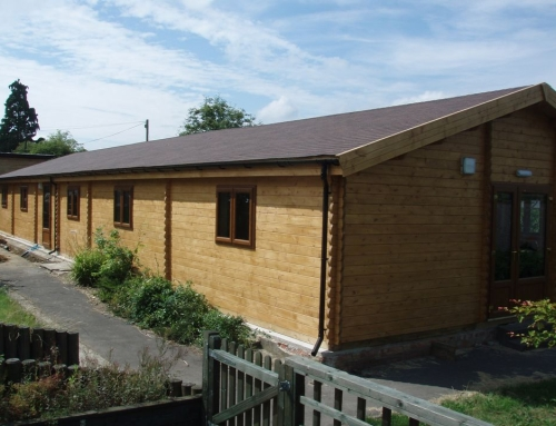 Comfortable & energy efficient school classroom