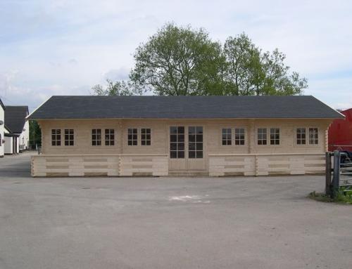 The Equestrian cabin