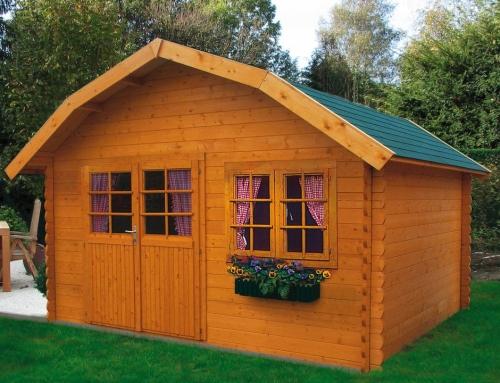 Mrs Abraham's cabin