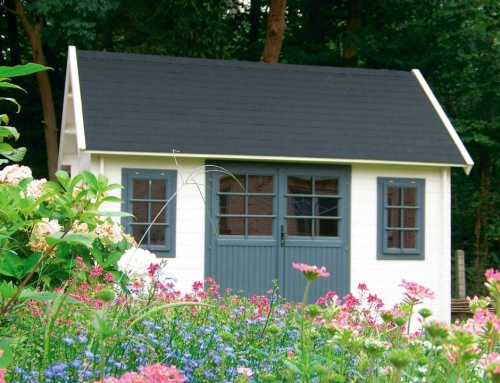 Mrs Adam's cabin