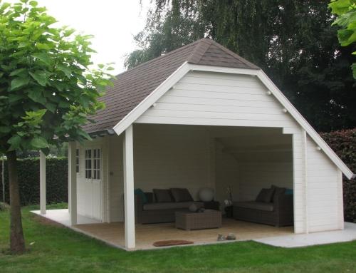 Mrs Alderman's cabin