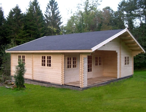 Mr Bakewell's cabin