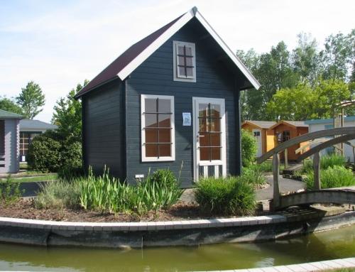 Mr Berry's cabin