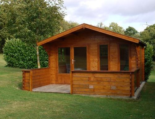Mr Davidson's cabin