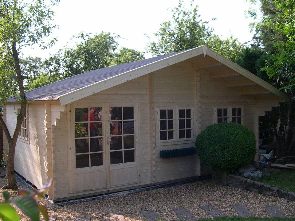 Earle Classic apex roof log cabin
