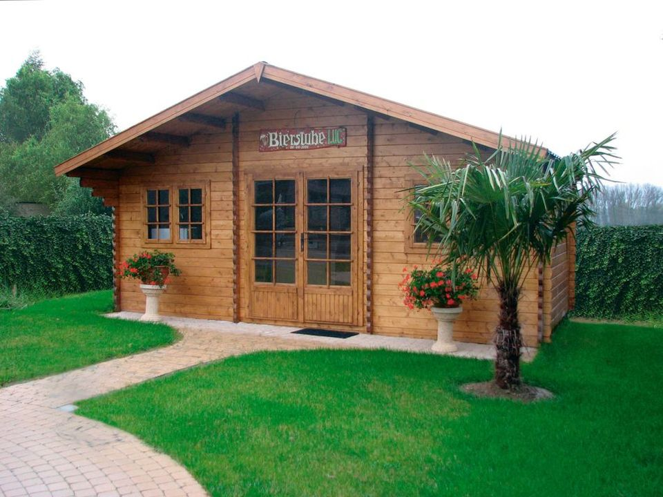 Fitzwilliam Classic apex roof log cabin
