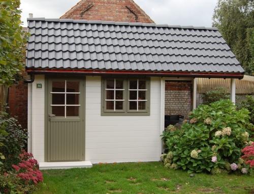 Mr Forster's cabin