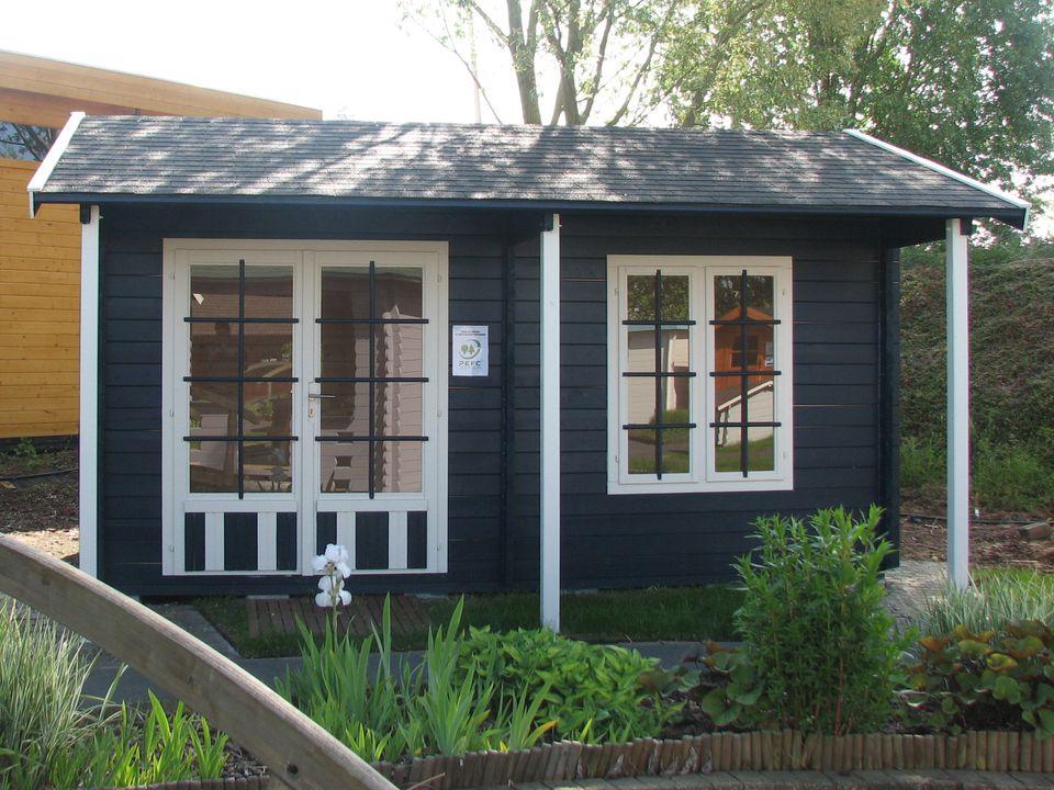 Georgiou Classic apex roof log cabin