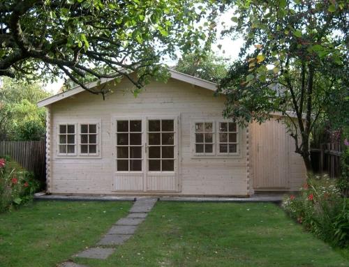 Mrs Goddard's cabin
