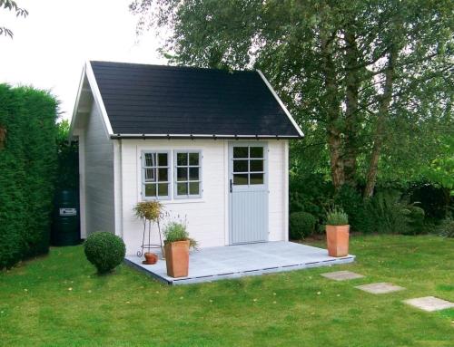 Miss Haddon's cabin