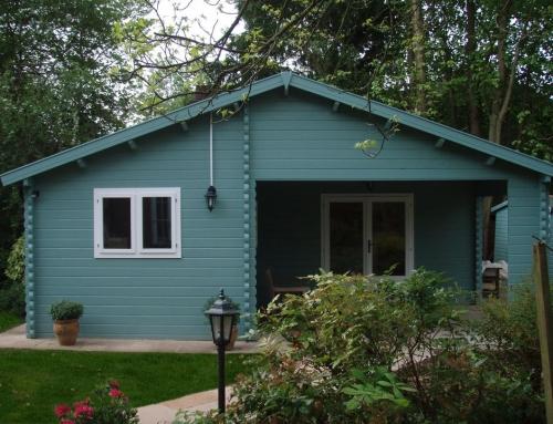 Mr Heather's cabin