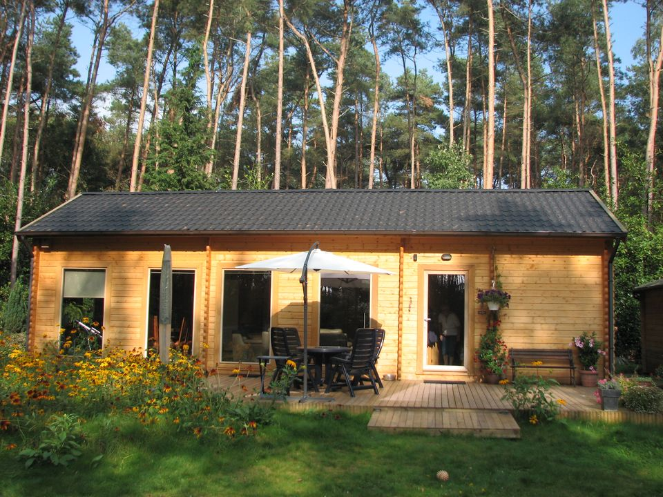 Hemmings Classic apex roof log cabin