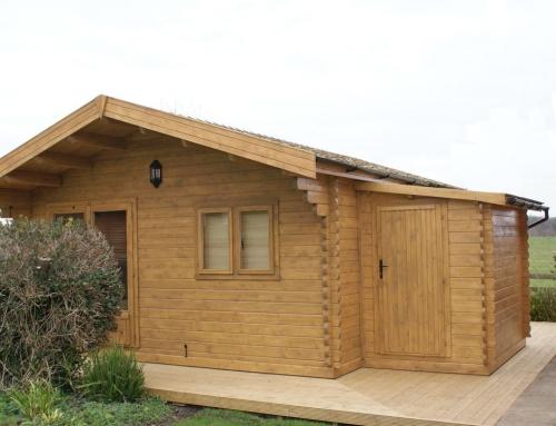 Mr Iron's cabin