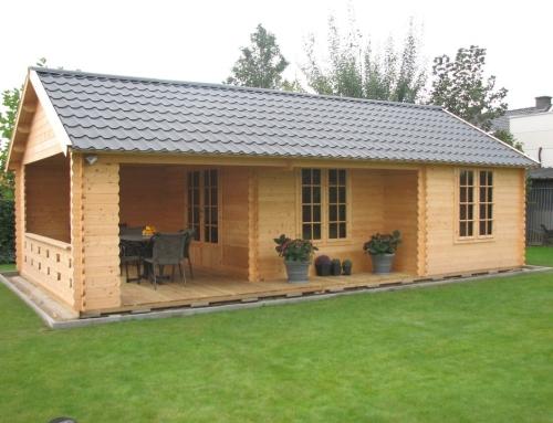 Mrs Kelly's cabin